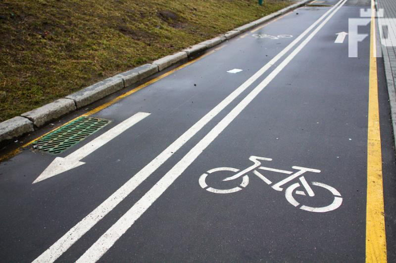 На Хортице появятся новые велодорожки