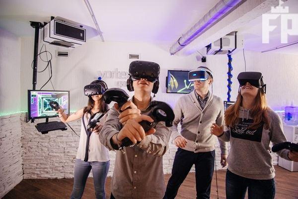 центры виртуальной реальности