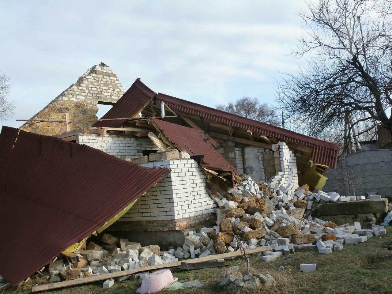 Помощник депутата горсовета от Оппоблока стал участником разрушения чужого дома