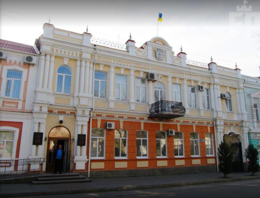 Мелитопольской мэрии