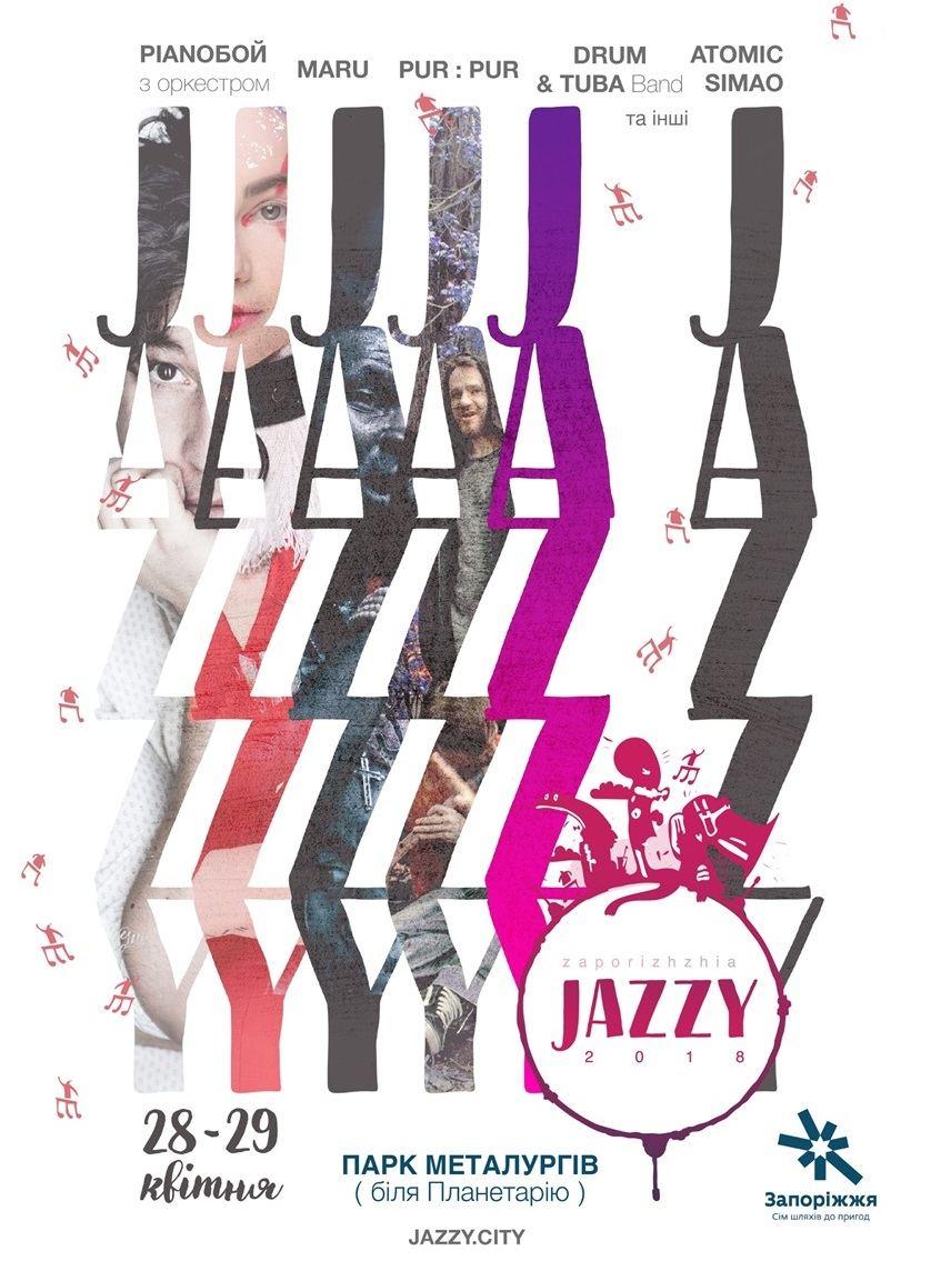 Zaporizhzhia Jazzy 2018