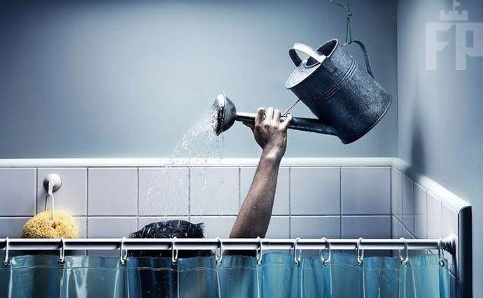 гарячої води