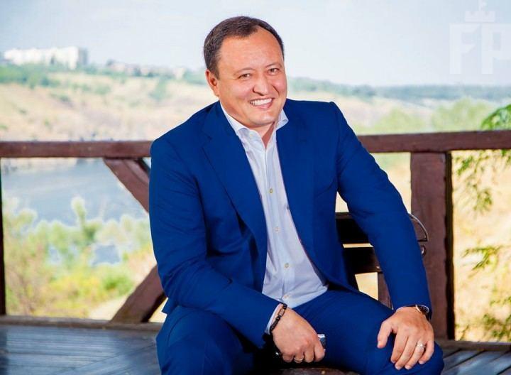 Глава ЗОГА - Константин Брыль. Фото - Google