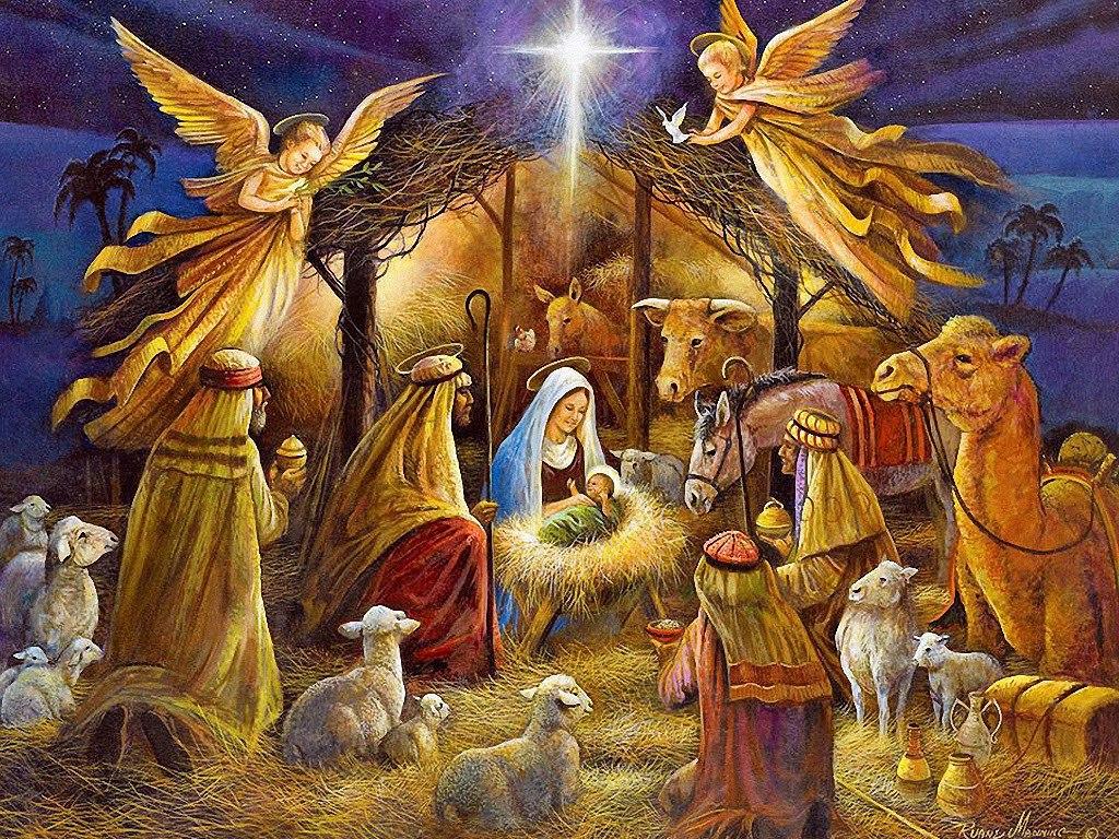 Праздник рождества христова картинки