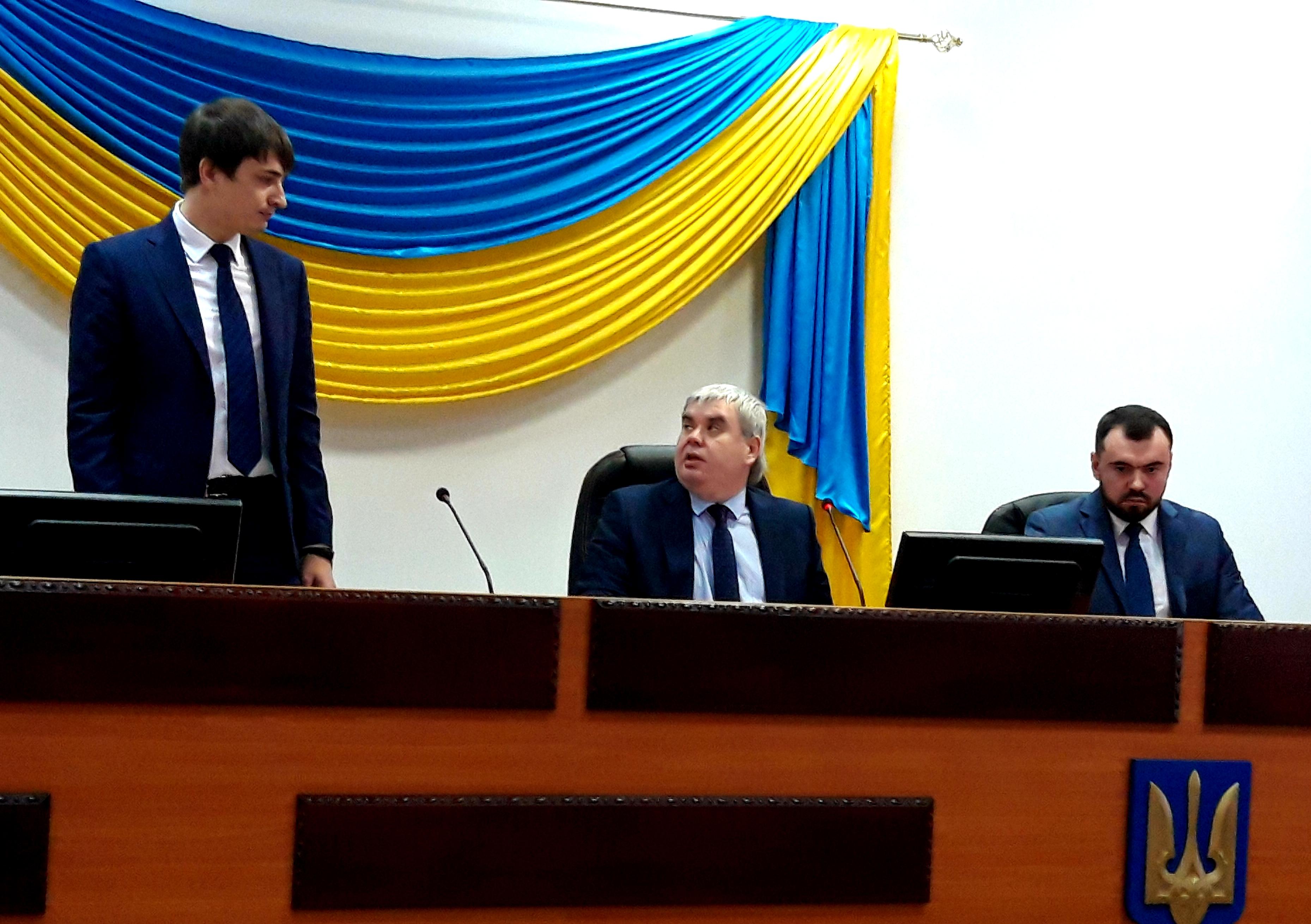 прокуратури Запорізької області
