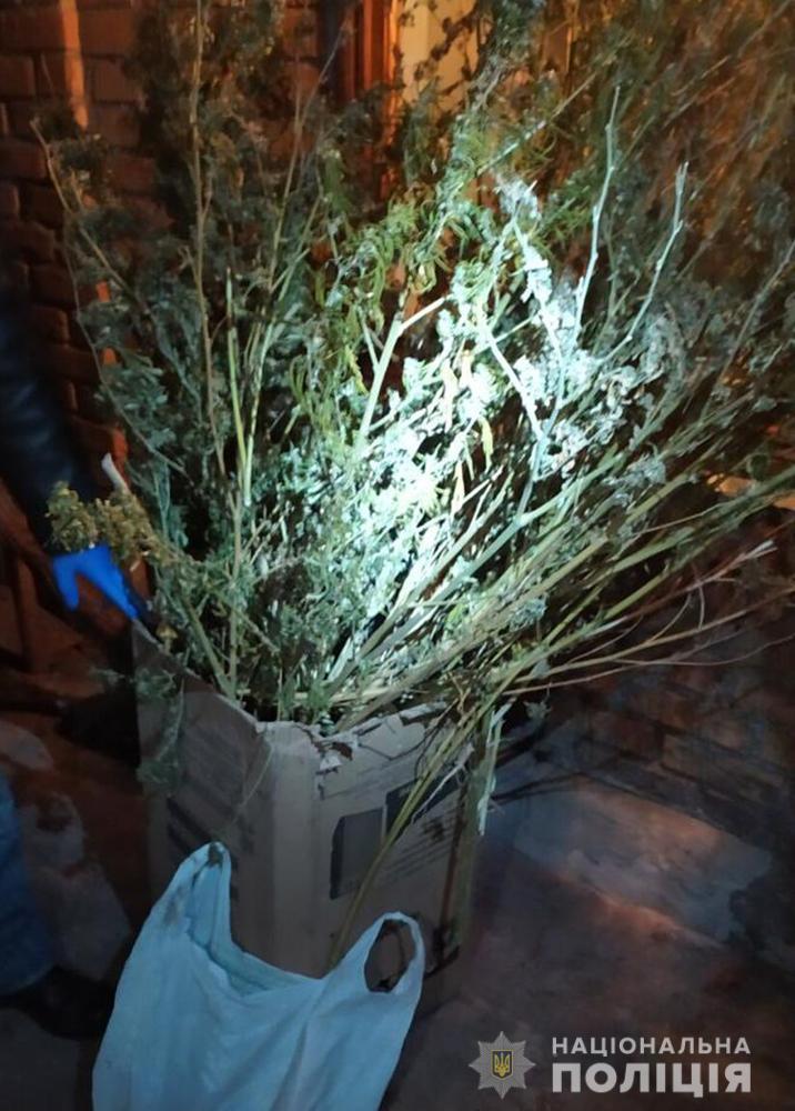 На Запоріжжі чоловік зберігав вдома майже 4 кг наркотиків (фото)