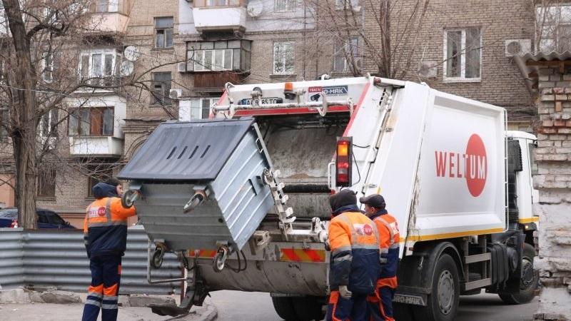 В Запоріжжі зміняться тарифи на вивезення сміття