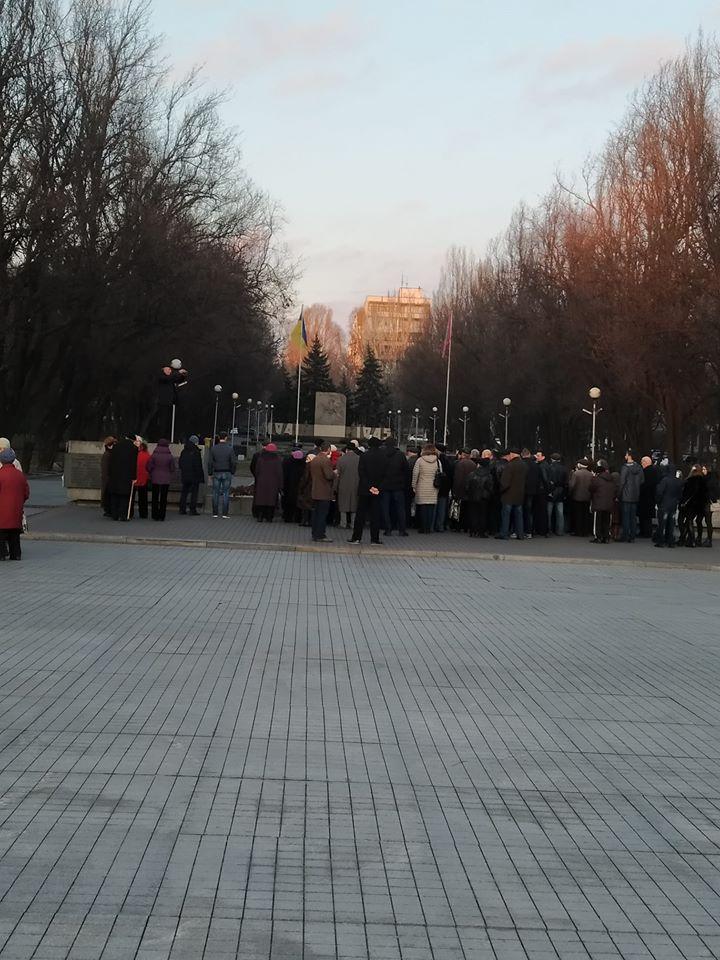 Фото зі сторінки у  Facebook Анатолія Демченка