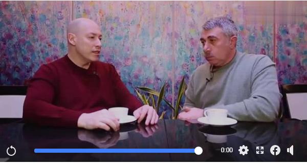 """Скріншот з відео """"Букви"""""""