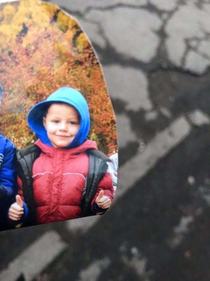Фото зі сторінки у Facebook: Розшук дітей ГУНП в Запорізькій області