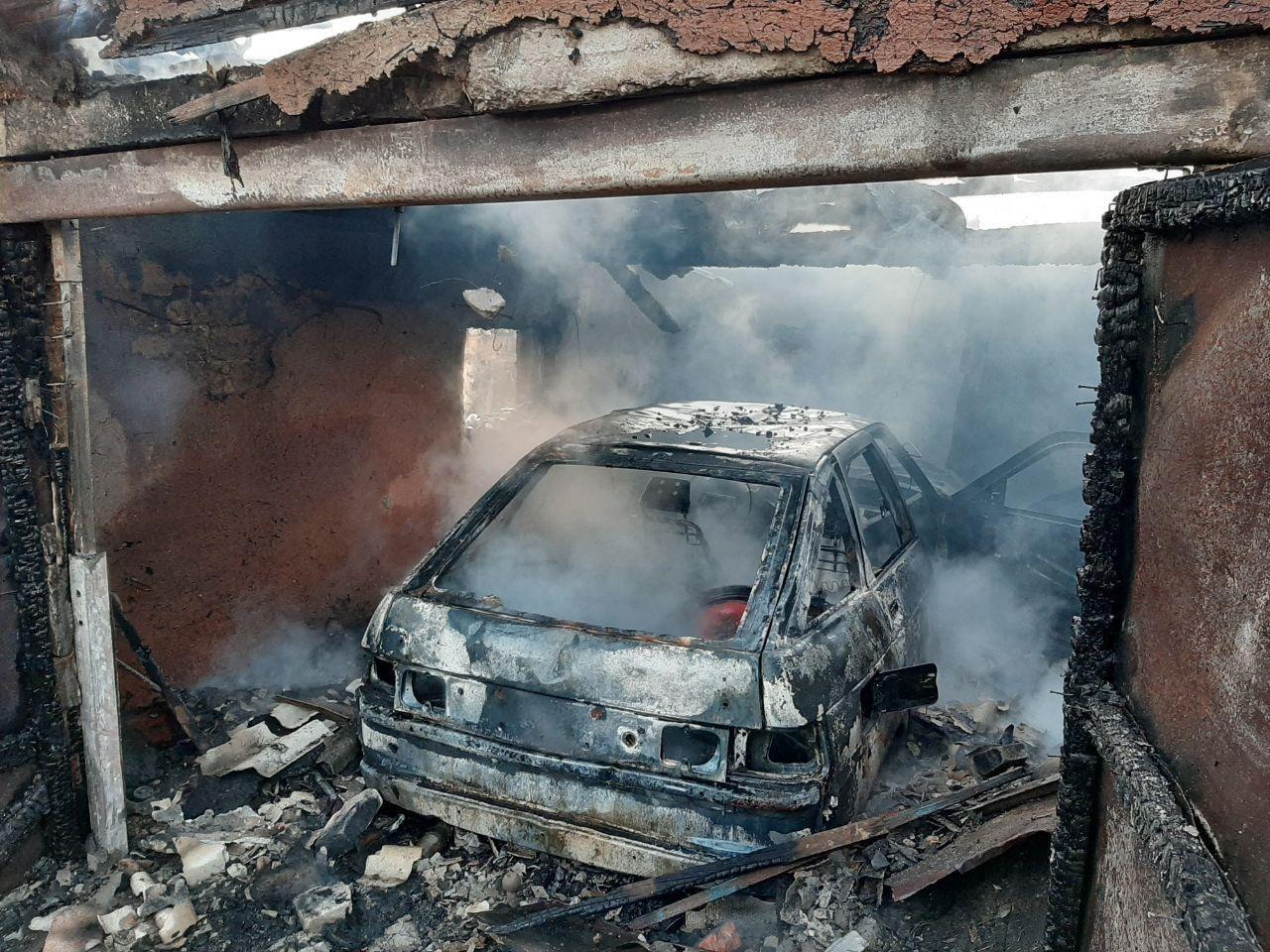 Фото пресслужби ДСНС у Запорізькій області