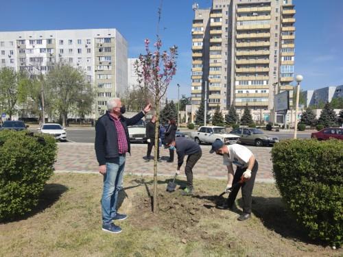 Фото пресслужби Енергодарської міськради
