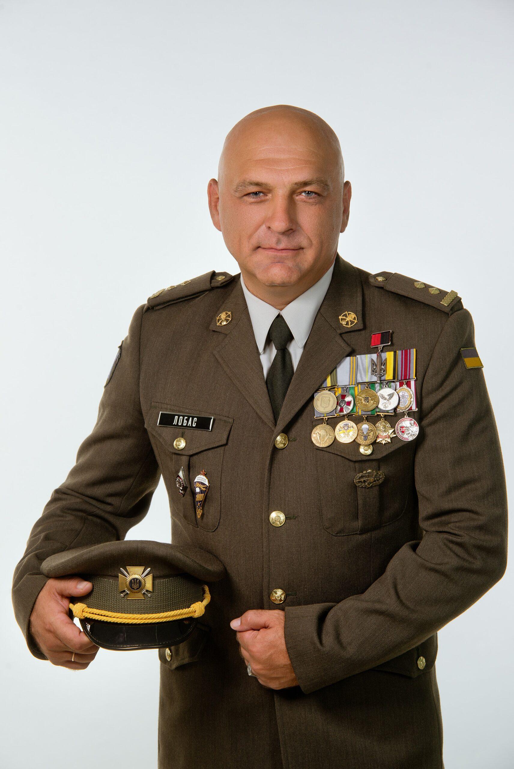 Oleksandr Lobas