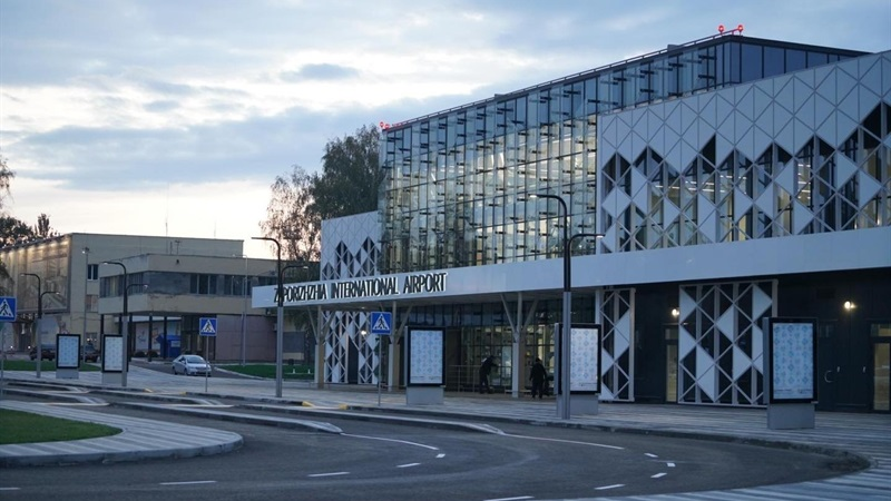 Вивернули крани та зламали ручки: ванадали спаплюжили новий термінал у Запоріжжі
