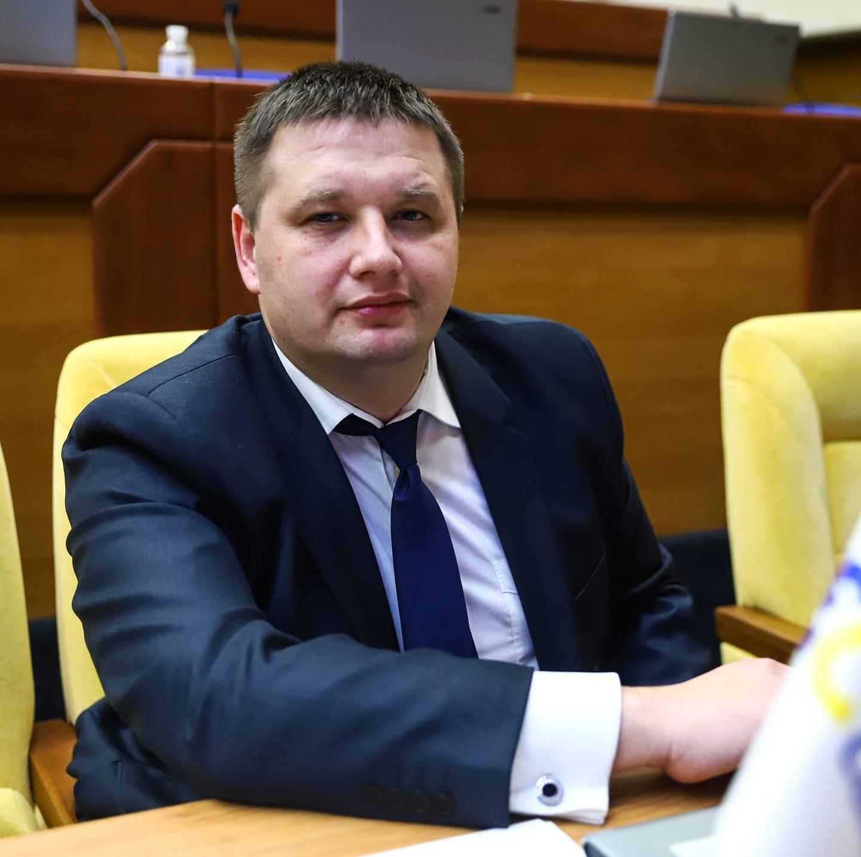 Депутат Запорізької обласної ради Сергій Лишенко