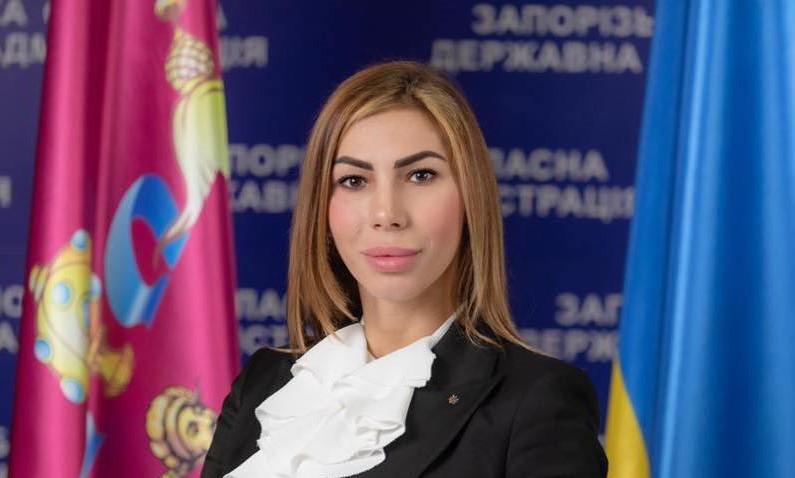 Заступниця очільника Запорізької області заявила про публічну вакцинацію