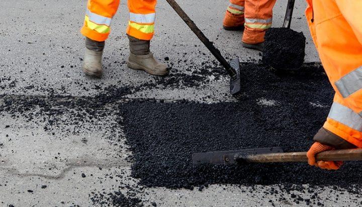 На вулицях у двох районах Запоріжжя проведуть ямковий ремонт майже за 3 мільйони